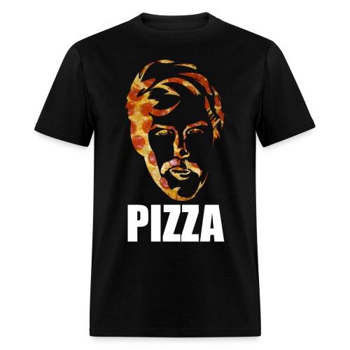 Pizza McMahon - Men's T-Shirt