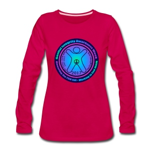 GIAW 2017 - Women's Premium Long Sleeve T-Shirt