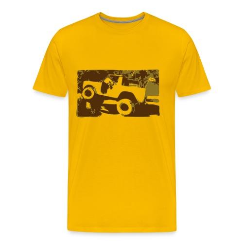 Bronco Tee - Men's Premium T-Shirt