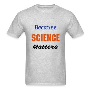 March for Science - Men - Men's T-Shirt