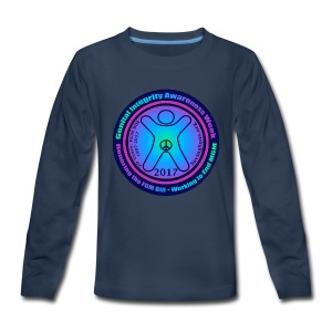 GIAW 2017 - Kids' Premium Long Sleeve T-Shirt