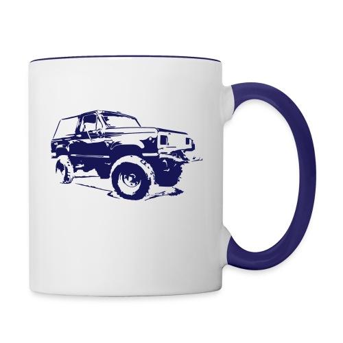 Bronco II Mug - Contrast Coffee Mug