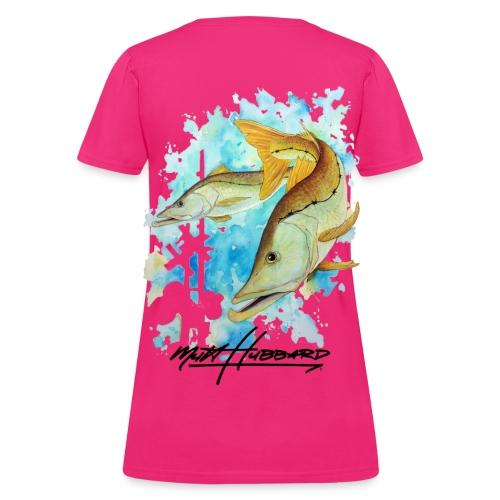 Women's Standard Linesider T-Shirt   - Women's T-Shirt
