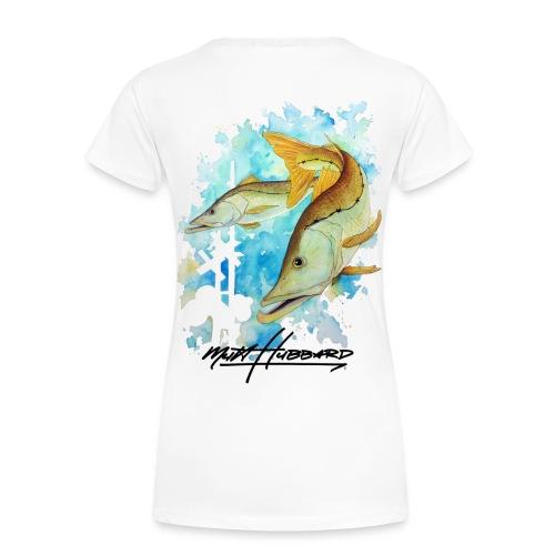 Women's Premium Linesider T-Shirt - Women's Premium T-Shirt