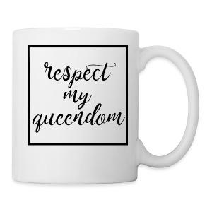 Queendom Mug - Coffee/Tea Mug