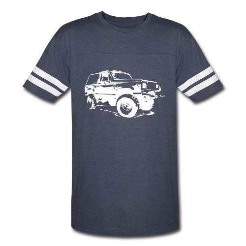 Bronco II Jersey - Vintage Sport T-Shirt