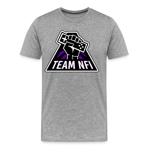 NFI Team Logo T-Shirt - Men's Premium T-Shirt