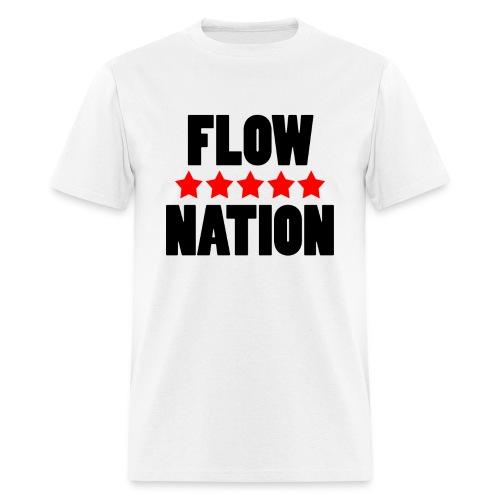 Flow Nation 5 Stars T-shirt (Men's) - Men's T-Shirt