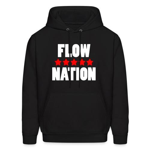Flow Nation 5 Stars Hoodie 2 (Men's) - Men's Hoodie