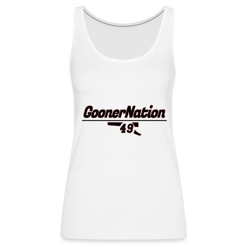 GoonerNation Tank - Women's Premium Tank Top