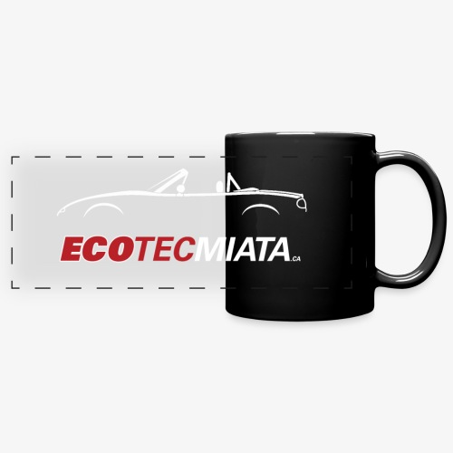 EcotecMiata Mug - Full Color Panoramic Mug