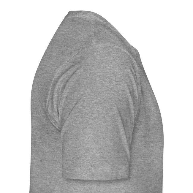 Men's Premium Silver Smoker T-Shirt