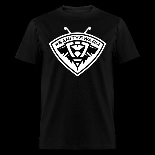 #SANITYSWARM Shield Classic Tee - Men's T-Shirt