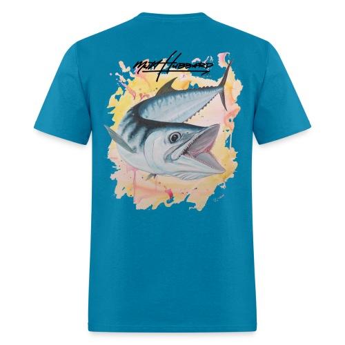 Men's Standard Silver Smoker T-Shirt - Men's T-Shirt