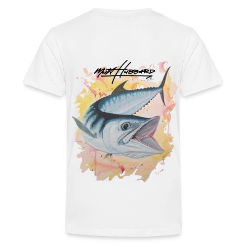 Kid's Premium Silver Smoker T-Shirt - Kids' Premium T-Shirt