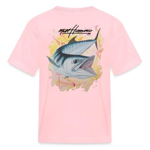 Kid's Standard Silver Smoker T-Shirt - Kids' T-Shirt