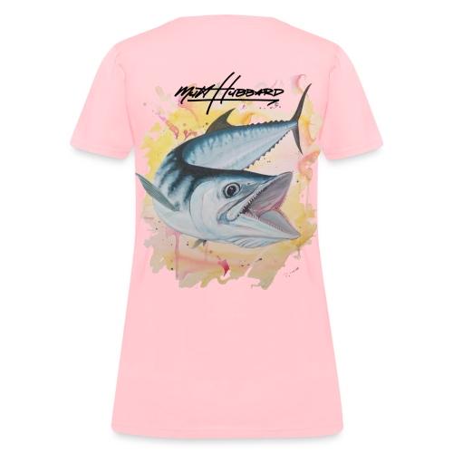 Women's Standard Silver Smoker T-Shirt - Women's T-Shirt