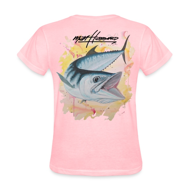 Women's Standard Silver Smoker T-Shirt