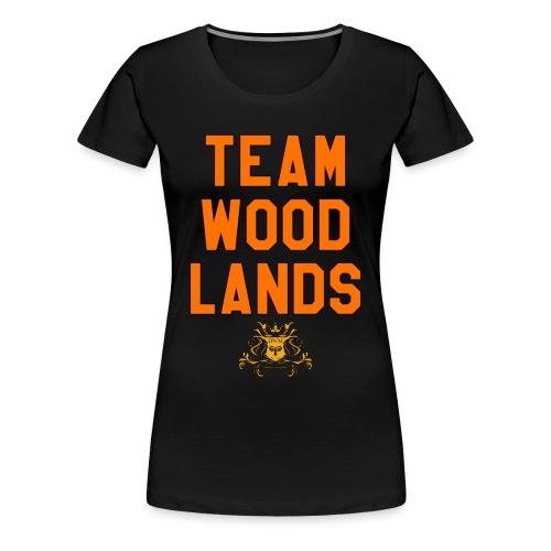 Team Woodlands - Women's Premium T-Shirt
