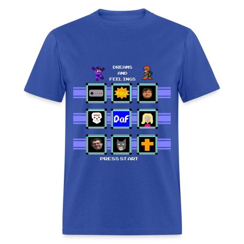 Dreams and Feelings - Men's T-Shirt
