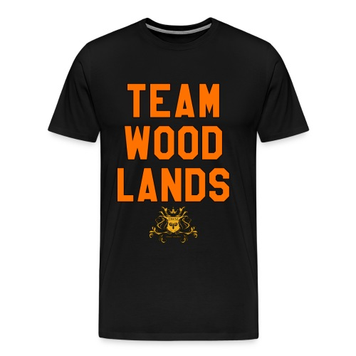 Team Woodlands - Men's Premium T-Shirt