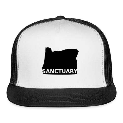 Oregon Sanctuary State - Trucker Cap