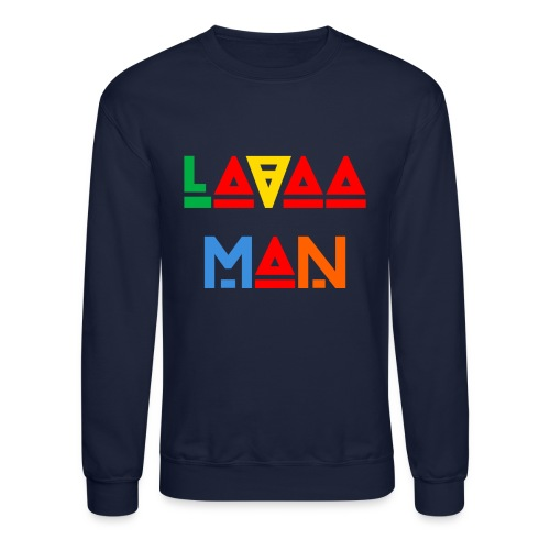LAVAA MAN PLAY - CREWNECK SWEATSHIRT - Crewneck Sweatshirt