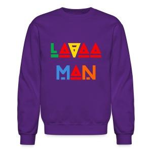 LAVAA MAN PLAY - CREWNECK SWEATSHIRT - Crewneck Sweatshirt