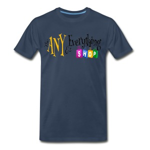 The Any & Everything for Men up to 5x - Men's Premium T-Shirt