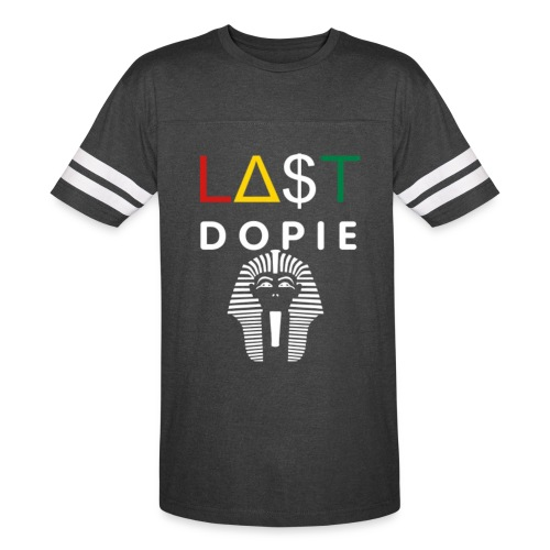 LAST DOPIE - Vintage Sport T-Shirt