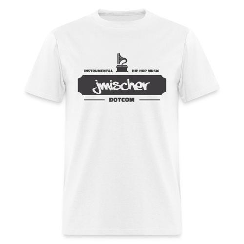 JMischer dotcom - Men's T-Shirt