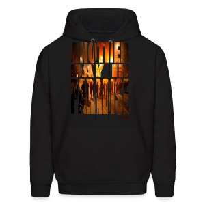 ANOTHER DAY IN PARADISE - Men's Hoodie