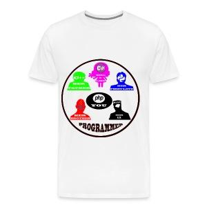 Passionate Developer - Men's Premium T-Shirt