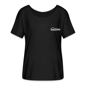 Flowy Scoop Neck - Women's Flowy T-Shirt