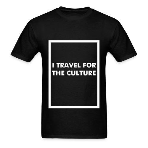 Travel for the Culture Men's Tee - Men's T-Shirt