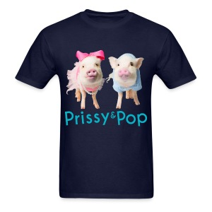 Prissy and Pop Men's Shirt - Men's T-Shirt