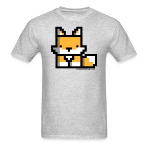 The Wooden Arcade Fox Shirt - Men's T-Shirt