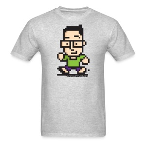 The Wooden Arcade Guy Shirt - Men's T-Shirt