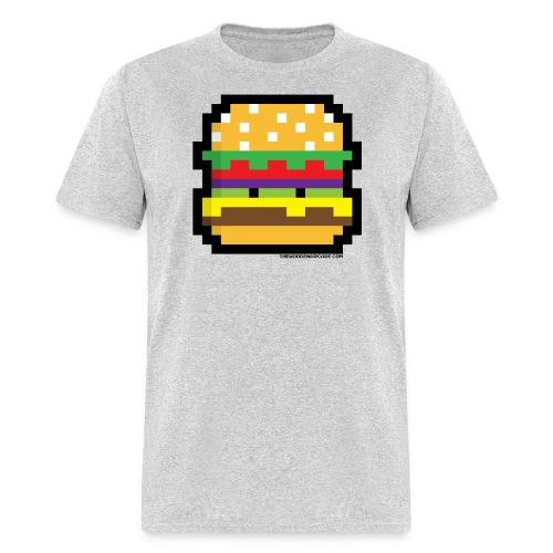 The Wooden Arcade Cheeseburger Shirt - Men's T-Shirt