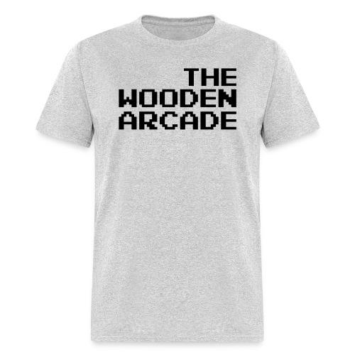 The Wooden Arcade Shirt - Men's T-Shirt