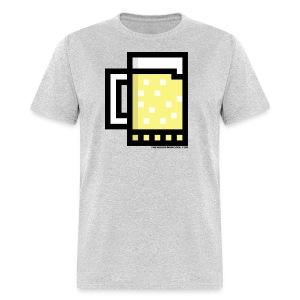 The Wooden Arcade Beer Shirt - Men's T-Shirt