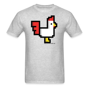 The Wooden Arcade Chicken Shirt - Men's T-Shirt