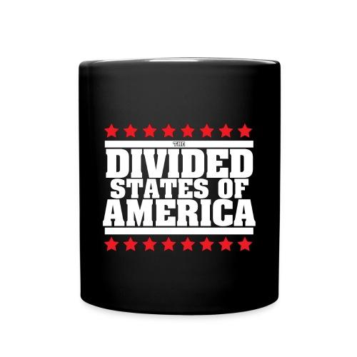 DIVIDED STATES OF AMERICA COFFEE MUG - Full Color Mug