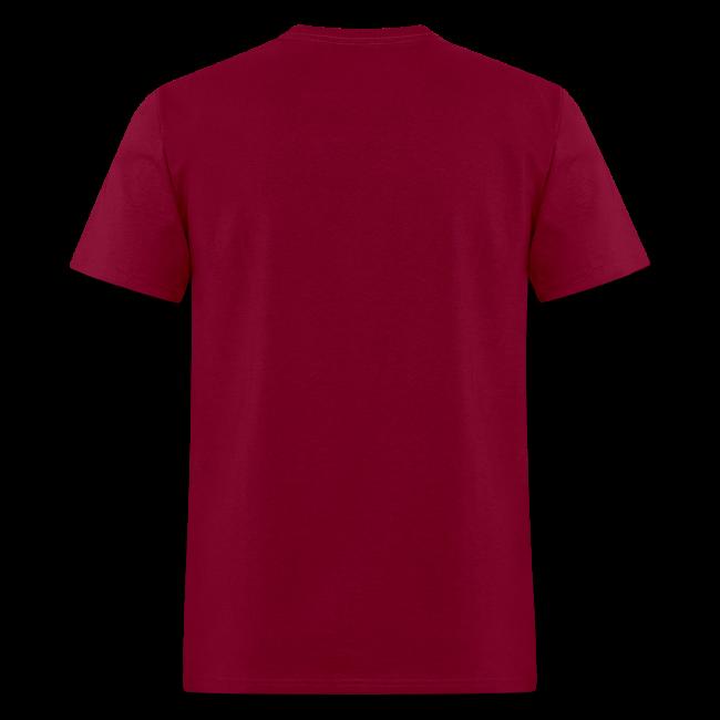 Bigfoot Research Squad - Men's Shirt - White Print
