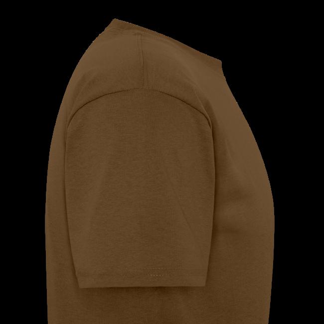 Sasquatch Swag Athletic Department II - Men's Shirt - White Print