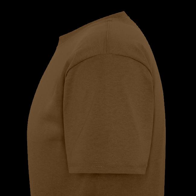 Bigfoot Believer - Men's Shirt - White Print