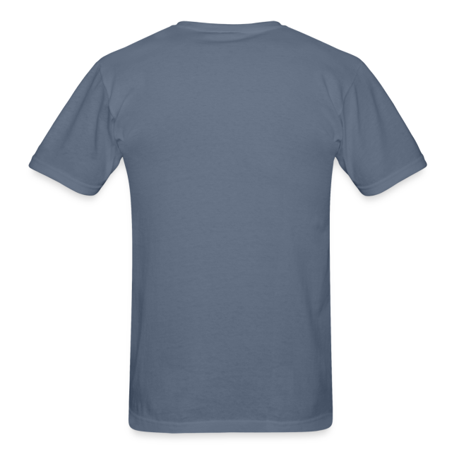Skunk Ape Dade County Florida Bigfoot  - Men's Shirt - White Print