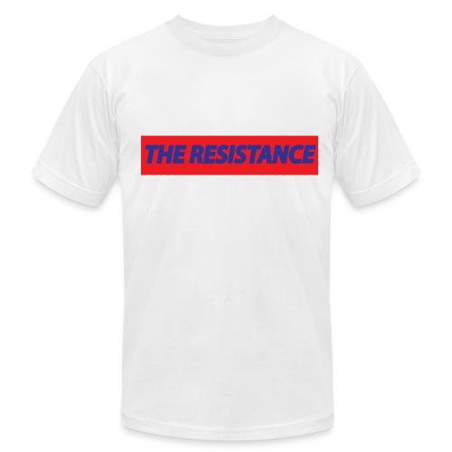 The Resistance - Mens Tee - Men's Fine Jersey T-Shirt