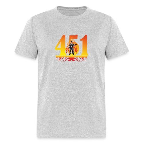 Fahrenheit 451 - Men's T-Shirt