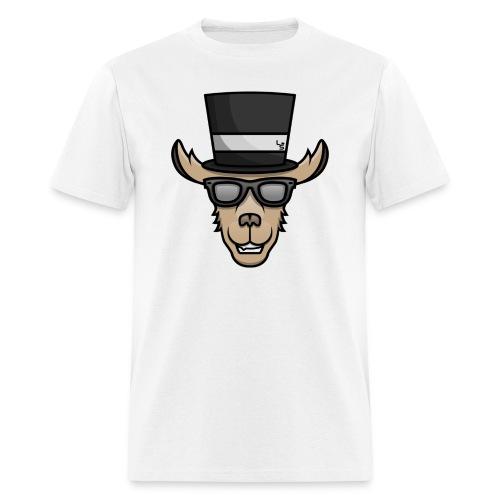TheLlamaSir Color Logo Men's T-shirt - Men's T-Shirt